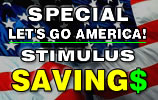 Stimulus Savings - Go America
